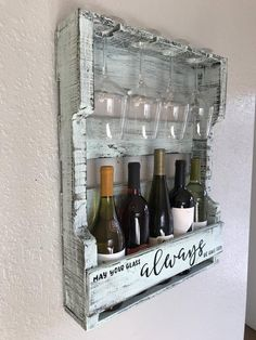 Etsy pallet crafts, diy pallet projects, pallet ideas, wine rack uses Pallet Ideas, Pallet Crafts, Diy Pallet Projects, Wood Projects, Diy Pallet Sofa, Pallet Furniture, Outdoor Pallet, Pallet Headboards, Pallet Benches