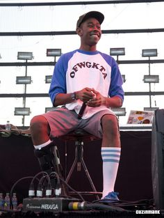 Tyler, The Creator Tyler The Creator Wallpaper, Estilo Swag, Young T, American Rappers, Flower Boys, Baby Daddy, Depressing Songs, Aesthetic Pictures, Humor