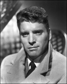 Burt Lancaster was nominated four times for Academy Awards and won once for his work in Elmer Gantry in 1960. He also won a Golden Globe for that performance