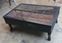 Hey, I found this really awesome Etsy listing at https://www.etsy.com/listing/259262232/coffee-table-window-pane-table-shadow