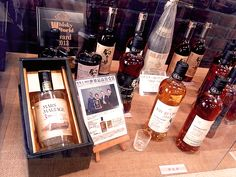 One of the Japanese whisky, Hombo Mars Distillery in Nagano pref.