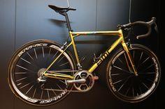 BMCはリオ五輪金メダリストのグレッグ・ファンアフェルマートにゴールデンバイクを用意: photo:Makoto.AYANO