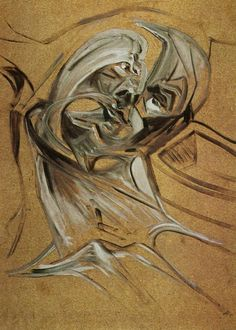 Topological Study for 'Exploded Head', 1982, Salvador Dali