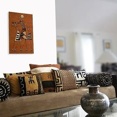 Tribal Inspired Interiors #decor #interiordesign #Interiordecor