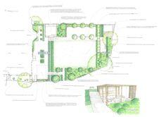 Formal Structural Garden | Charlotte Rowe Garden Design