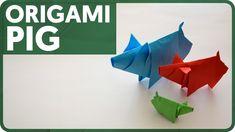Origami Pig (Eduardo Clemente)
