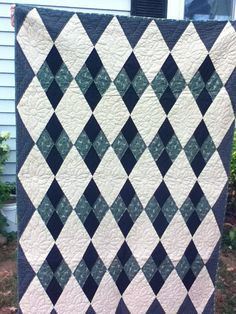 Quilt-  idea-maybe use Hawaii fabric