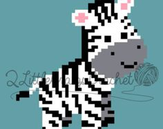 INSTANT DOWNLOAD Sea Horse Sea Animals by 2LittleCraigsCrochet