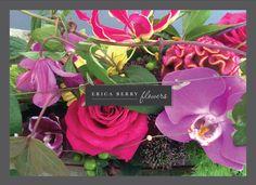 Erica Berry Flowers..