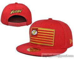 Cheap Wholesale The Flash Man Hero Snapback Hats Red Adjustable Caps New Era USA Flag Logo 1 for slae at US$8.90 #snapbackhats #snapbacks #hiphop #popular #hiphocap #sportscaps #fashioncaps #baseballcap