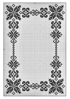 @nika Crewel Embroidery, Cross Stitch Embroidery, Embroidery Designs, Cross Stitch Letters, Cross Stitch Borders, Stitch Patterns, Crochet Patterns, Thanksgiving Coloring Pages, Crochet Dog Sweater