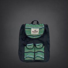 Bettys Colorful So Cal Backpack   #InHollister   HollisterCo.com