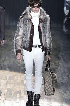 milan-paris mens fashion autumn-winter 2007-2008 gucci