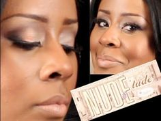 Nude Tude palette by the Balm - YouTube