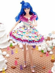 Katy Perry Barbie :)