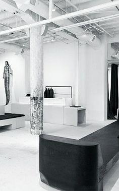 Rick Owens | Miami Store, 2014