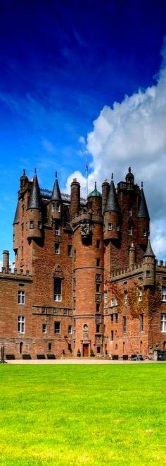 Glamis Castle ~ Scotland, UK
