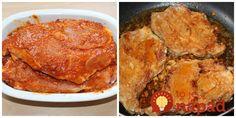 Ak chystáte mäsko na minútkovú úpravu, odporúčame vám túto skvelú marinádu. Je celkom jednoduchá na prípravu a mäsko skvele ochutí. Mäso môžete nechať marinovať podľa toho, koľko máte času – pár minút. Hodinu alebo cez noc. Samozrejme, čím dlhšie necháte marinovať, tým bude mäsko chutnejšie. Potrebujeme: 4 plátky bravčového mäsa (krkovička, karé,stehno…) 4 lyžice olivového... Mashed Potatoes, French Toast, Pork, Food And Drink, Meat, Breakfast, Ethnic Recipes, Whipped Potatoes, Kale Stir Fry