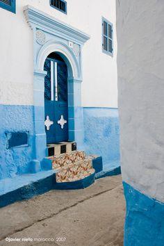 Larache's door Larache Morocco