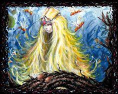 Myths, Fairies, and me: Elementals, Nature Spirits, Fairies, Ellyllon