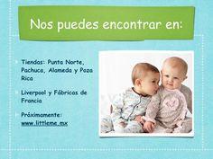 #FelizViernes #diadecompras #littlememx #apasear #ropadebebe #findesemana