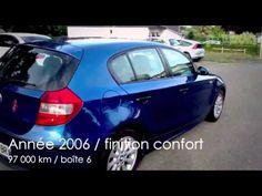 A VENDRE BMW SERIE 1 / 118D CONFORT / 97 000KM / 11 500€