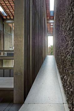 Since 1998 the Web Atlas of Contemporary Architecture Architecture Magazines, Architecture Board, Contemporary Architecture, Architecture Details, Interior Architecture, Interior Design, Ramp Design, House Design, Construction