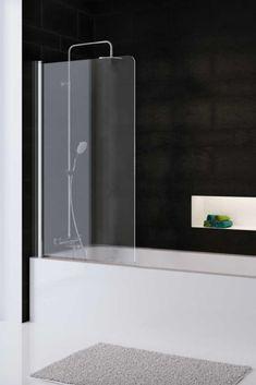 HSK Favorit Nova: Verwandeln Sie Ihre Badewanne in einen stilvollen Duschbereich mit diesem praktischen HSK Favorit Nova Badewannenaufsatz in moderner Optik! Mit der praktischen Pendeltür aus hochwertigem Sicherheitsglas schützen Sie im Nu Ihr Bad vor Wasser- und Schaumspritzern, falls Sie einmal in der Wanne duschen möchten. Die großzügige Scheibe fungiert als Pendeltür, sodass Sie zum Ein- oder Ausstieg die Tür einfach zur Seite klappen können. #reuterde #reuter Bad Inspiration, Bude, Home And Living, Sweet Home, Bathtub, Interior Design, Bathroom, House Styles, Berlin