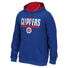 adidas Men's Los Angeles Clippers Tip-Off Playbook Hoodie $44.00