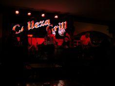 Band in Calleza Grill, Antipolo