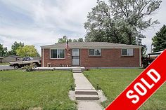 Just sold!  3480 W 89th place Westminster, CO  Listed for $205,000, sold for $220,000 Charming 3 bedroom brick ranch in Shaw Heights
