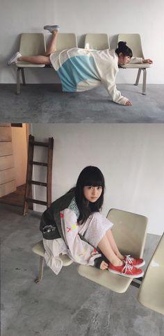 nnnnnn-nanasemaru—i-love-you: 愛しい闇。753回目   乃木坂46...   日々是遊楽也 Baby Strollers, Kawaii, Japanese, Children, Love You, Women's Fashion, Girls, Flowers, Baby Prams