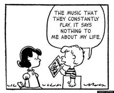 """At first thought, Charles Schulz's beloved Peanuts comic strip might seem like it has absolutely nothing to do with the equally treasured '80s rock band, The Smiths. But, after some careful consideration (and a quick listen to """"There's A Light That Never Goes Out""""), you might come to the same conclusion we did... Charlie Brown and Morrissey are essentially the same person."""