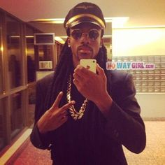 2 Chainz Halloween Costume
