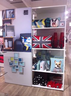 Merchandising standards for model store S/S 2015 at Debenhams, Cheshire Oaks.  Proud as it was my 1st time.