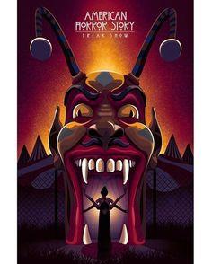 American Horror Story : Freak Show - PosterSpy