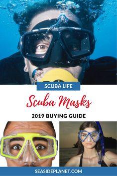 Choosing the Best Scuba Mask of 2020 Scuba Diving Mask, Dive Mask, Best Scuba Diving, Cave Diving, Scuba Diving Certification, Cozumel, Cancun, Tulum, Breathing Underwater