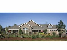 French Country House Plan with 2650 Square Feet and 3 Bedrooms(s) from Dream Home Source | House Plan Code DHSW36494