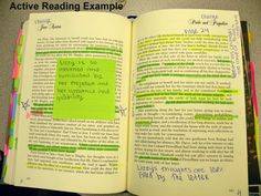 Annotation for Smarties – 5 Tips for Teaching Students Active Reading and Critical Thinking
