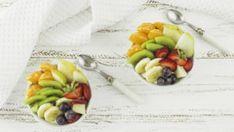 macedonia de frutas Fruit Salad, Dairy, Cheese, Food, Healthy Drinks, Eating Clean, Food Items, Homemade Recipe, Cooking