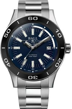 Ball Watch Company Fireman NECC Pre-Order #basel-15 #bezel-unidirectional #bracelet-strap-steel #brand-ball-watch-company #case-material-steel #case-width-42mm #date-yes #delivery-timescale-call-us #dial-colour-blue #gender-mens #luxury #movement-automatic #new-product-yes #official-stockist-for-ball-watch-company-watches #packaging-ball-watch-company-watch-packaging #pre-order #pre-order-date-30-08-2015 #preorder-august #style-dress #subcat-fireman #supplier-model-no-dm3090a-sj-be…