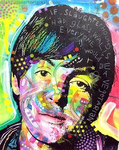 """""""Paul McCartney"""" Dean Russo"""