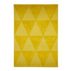 Colours Lucille Yellow Rug (L)1700mm (W)1200mm: Image 1