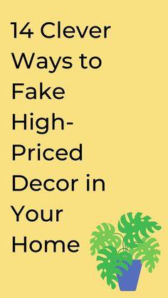 Check out these DIY home decor accents  you can make for cheap. These easy home decor projects are perfect for your living room, bedroom, kitchen and entryway. #hometalk
