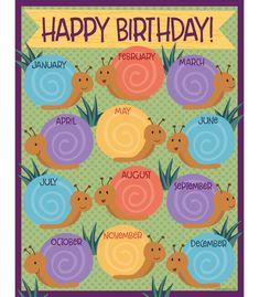 Nature Explorers Birthday and Publisher Carson Dellosa Education. Birthday Chart For Preschool, Birthday Charts, Fall Preschool, Preschool Ideas, Birthday Display In Classroom, Birthday Wall, Classroom Charts, Classroom Themes, Toddler Classroom