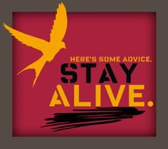 Haymitch's Advice. (They succeeded and started something amazing)
