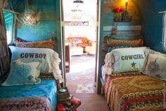 COWBOY & COWGIRL PILLOW SHAMS - Junk GYpSy co.