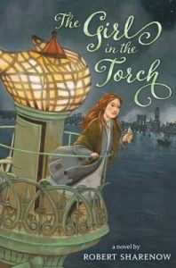 Children's Book - Girl in the Torch - perfect historical fiction on immigrant experience in the melting pot of NY