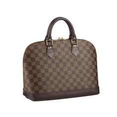 b29a745f1b5e9 Louis Vuitton Outlet Online Damier Ebene Canvas Alma Keeps You Unique In  Any Occasion