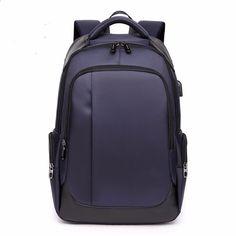f4485fc3df 2018 Nuovi grandi sacchetti di affari dello zaino del computer portatile  Durevole resistente all'acqua